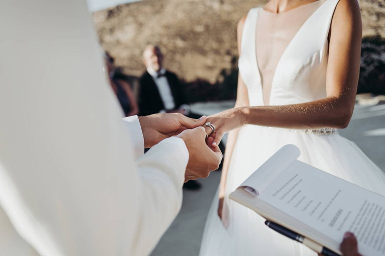 Sorrento wedding planner